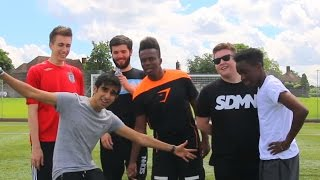 Download SIDEMEN BLINDFOLDED CROSSBAR CHALLENGE Video