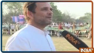 Download Rahul Gandhi: PM Modi सपनों की दुनिया में जीतें है, सपना टूटने वाला है   IndiaTv Exclusive Interview Video