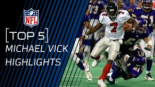 Download Top 5 Michael Vick Plays | NFL Video