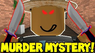 Download Roblox | MURDER MYSTERY | BEST MURDERING EVER!! Video