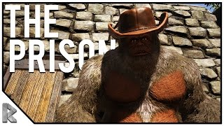 Download Building the Prison! - Ark Survival Evolved Thieves Island PVP #10 Video