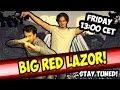 Download Big Red Lazor - GOING NINJA! Video