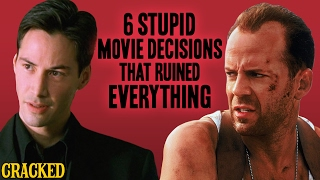 Download 6 Stupid Movie Decisions That Ruined Everything Video