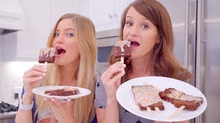 Download MAKING BROWNIE POPS! ✨ Video