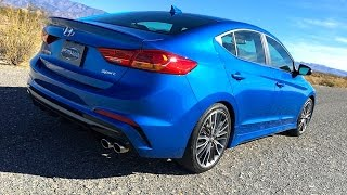 Download 2017 Hyundai Elantra Sport TECH REVIEW (1 of 2) Video