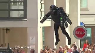 Download Want a jet suit? Well now you can Video