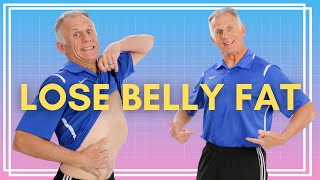 Download How to Lose Belly Fat in ONE Week at Home with 3 Simple Steps Video