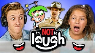 Download Try To Watch This Without Laughing or Grinning #69 (REACT) Video