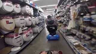 Download CRAZY CART SECURITY ESCAPE! Video