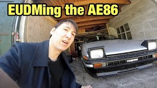 Download Swapping indicators, headlights and wipers - Toyota AE86 import Video
