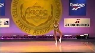Download National Aerobic Championship USA 1993 Video