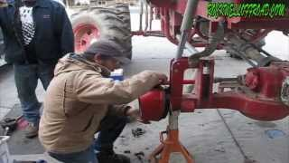 Download AXLE BOOT INSTALL ON 2 5 TON ROCKWELL!! Video