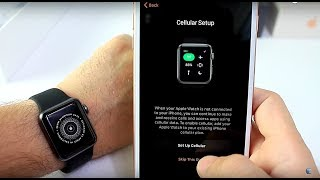 Download Apple Watch Series 3 LTE Space Gray Unboxing | My First Phone Call Video