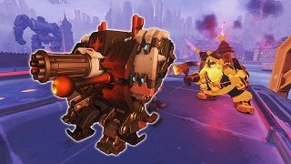Download [Overwatch] The Level 5 Turret Video
