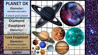 Download Planet Size Comparison Video