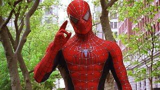 Download Spider-Man Pizza Time Scene - Spider-Man 2 (2004) Movie Clip HD Video