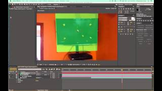 Download After Effects Tutorial - Coming Out of TV Effect Warp 3D Camera Tracker Video