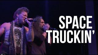 Download ″Space Truckin'″ by Deep Purple performed by Metal Allegiance Video