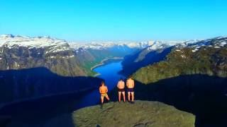 Download Trolltunga, Norway 4K Video
