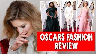 Download OSCARS FASHION REVIEW 2018 // Grace Helbig Video