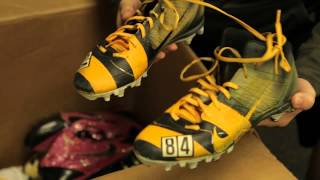Download Inside Access: Behind the Scenes with the Steelers' Equipment Manager Video