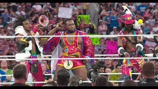 Download The New Day's Fantastic Ride presented by ″Final Fantasy XIV″ on WWE Network (Full episode) Video