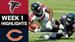 Download Falcons vs. Bears | NFL Week 1 Game Highlights Video