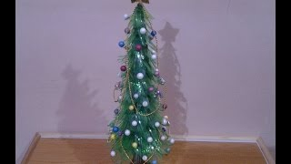 Download Best Out Of Waste Plastic Bottles Christmas Tree Video