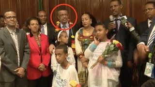 Download Dr Tedros Adhanom Welcomed in Addis Ababa, Ethiopia Video