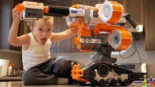 Download Nerf War: Gun BABY 4! Video