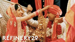 Download This Traditional Indian Wedding Is Insanely Beautiful | World Wide Wed | Refinery29 Video