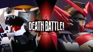 Download Tigerzord VS Gundam Epyon | DEATH BATTLE! Video