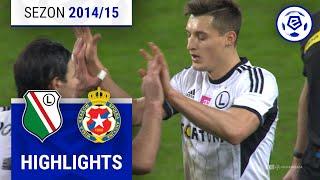 Download Legia Warszawa - Wisła Kraków 2:2 [skrót] sezon 2014/15 kolejka 24 Video