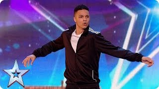 Download Preview: Balance gets Alesha doing the Nae Nae!   Britain's Got Talent 2016 Video