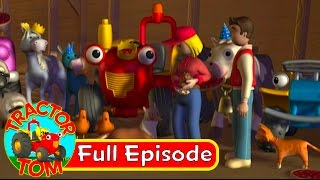 Download Tractor Tom - 24 A Surprise For Fi (full episode - English) Video