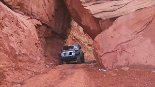 Download Canyonlands Jeep Excursion Video