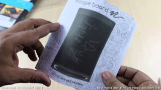 Download Boogie Board Unboxing, Quick Review, Can Replace Paper Notebook Video