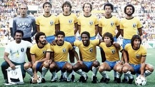 Download Football's Greatest International Teams .. Brazil 1982 Video