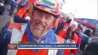 Download Broncos playoff debacle shocks fans Video