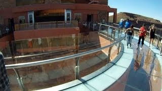 Download Grand Canyon Skywalk First Person View Video