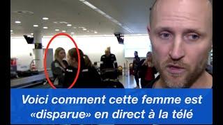 Download Mystère résolu: la vidéo de la femme qui disparaît en direct à la télé expliquée! Video