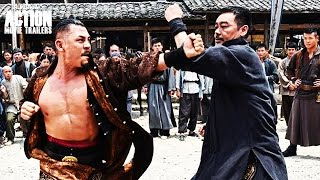 Download CALL OF HEROES by Benny Chan | Fight Scene 'Bridge' [HD] Video