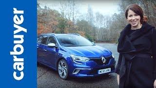 Download New 2018 Renault Megane Sport Tourer in-depth review – Carbuyer – Sophie Fisher Video