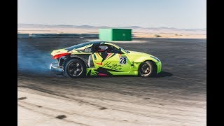 Download CRAZY DRIFTING IN TJ HUNTS 350Z! Video