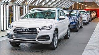 Download CAR FACTORY: 2017 Audi Q5 Video