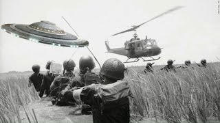 Download Why Military Personnel Believe UFOs And Aliens Were Involved in the Vietnam War Video