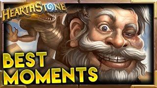 Download Best Moments 81 | Hearthstone Gadgetzan Video