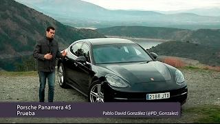 Download Porsche Panamera 4S 2017 - Prueba (test)   km77 Video