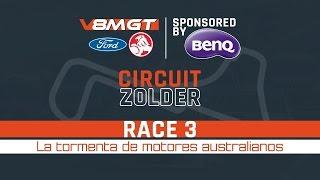 Download GoProLopez LIVE: #V8MGT @ Zolder Video