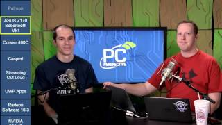 Download PC Perspective Podcast 390 - 03/10/16 Video